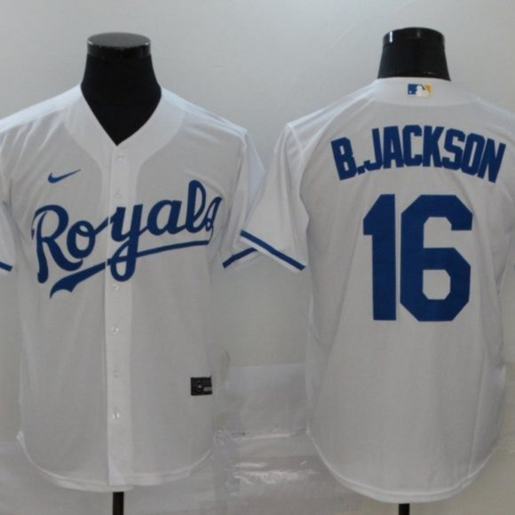 MLB Other - Bo Jackson Kansas City Royals Jersey